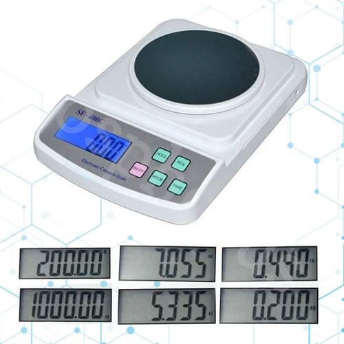 Balanza Analitica De Precision De 600 G Desde 0_23