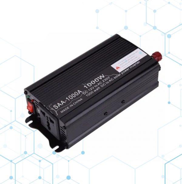 Adaptador Inversor De Voltaje 12v A 230v Ac 1000w_12