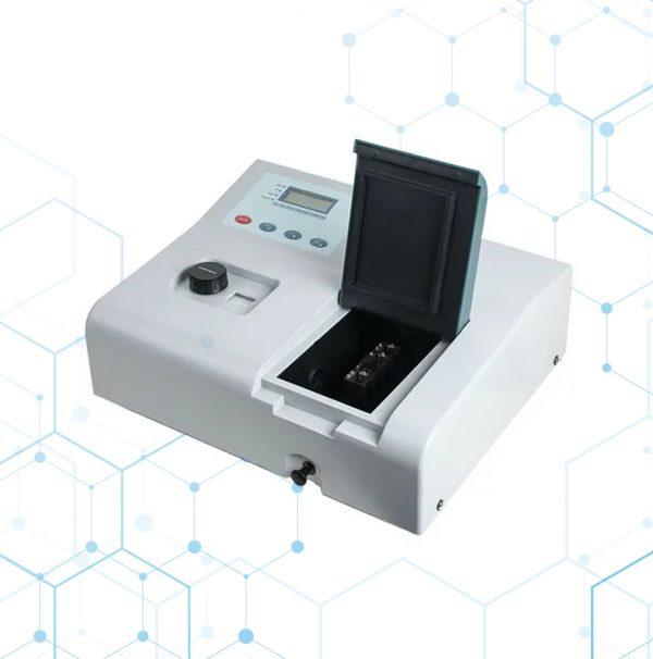 Analizador Bioquimico Espectrofotómetro_1234