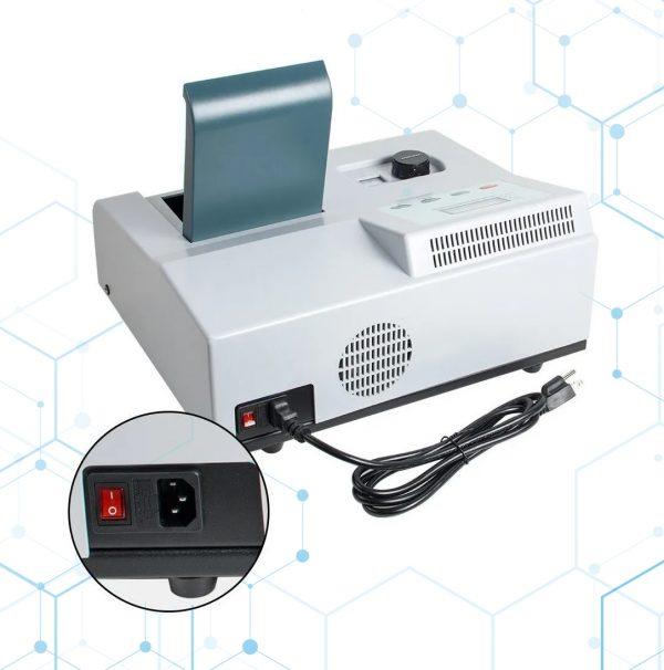 Analizador Bioquimico Espectrofotómetro_12345