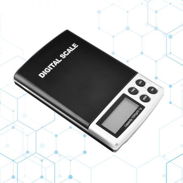 Bascula Digital Balanza Electronica 2000 Gramos 0