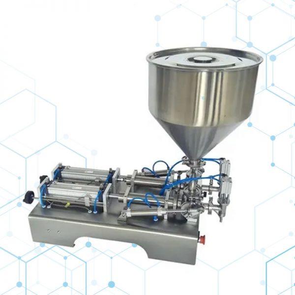 Llenadora Doble Boquilla De Liquidos Semiviscosos 100-1000ml_12