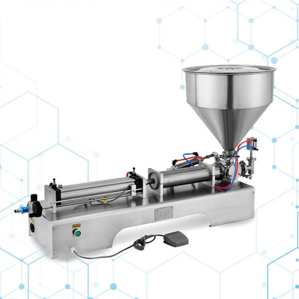 Llenadora Neumatica De Liquidos Pastosos 100-1000ml_1
