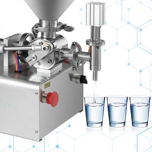 Llenadora Neumatica De Liquidos Pastosos 100-1000ml_123