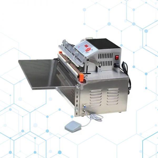 Maquina Empacadora Selladora Al Vacio Edz-500_12