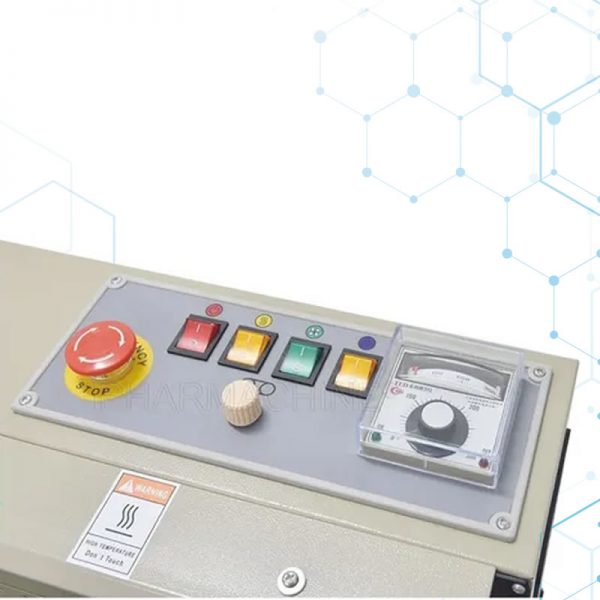 Selladora Continua Automatica Fundas Con Descarga De Aire_1234