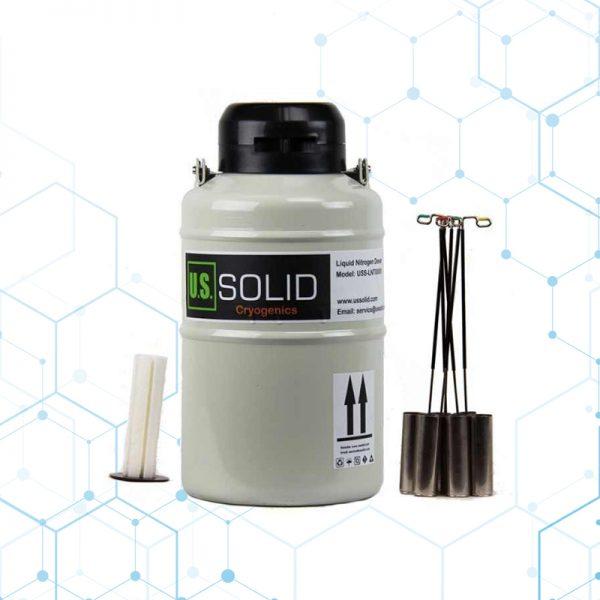 Tanque Termo Nitrogeno Liquido 3l
